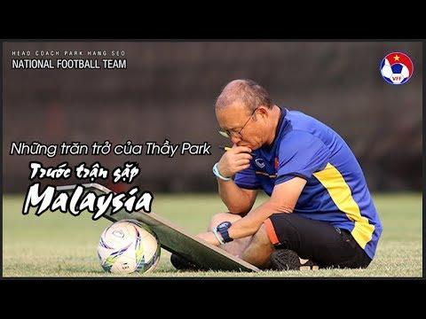 Những nỗi lo không nhỏ của Park Hang Seo trước trận gặp Malaysia