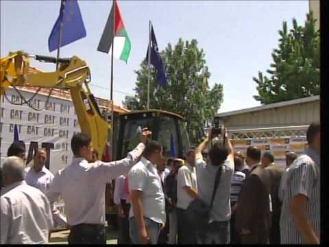PTEC  - CATERPILLAR DEALER IN PALESTINE