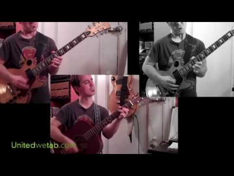 Allman Brothers Band - Jessica Guitar Cover