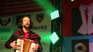 Kölsch Fraktion - Nix im Büggel @Tanzbrunnen Sessionsstart 2014/2015