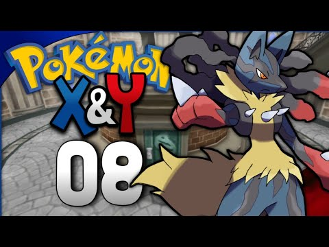 OUR FIRST MEGA EVOLUTION !😍 | Pokemon X&Y Gameplay  EP08 In Hindi