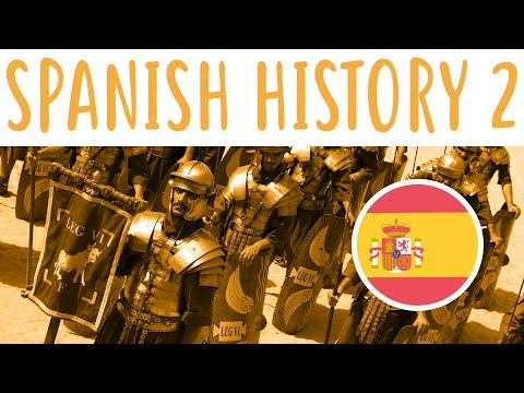 History of Spain: Roman Hispania - Intermediate Spanish - History #3