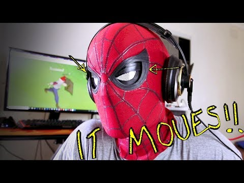 how-the-moving-mechanical-spider-man-lense-works
