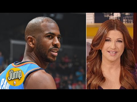 A funny thing happened to the OKC Thunder: They got their swag back - Rachel Nichols | The Jump