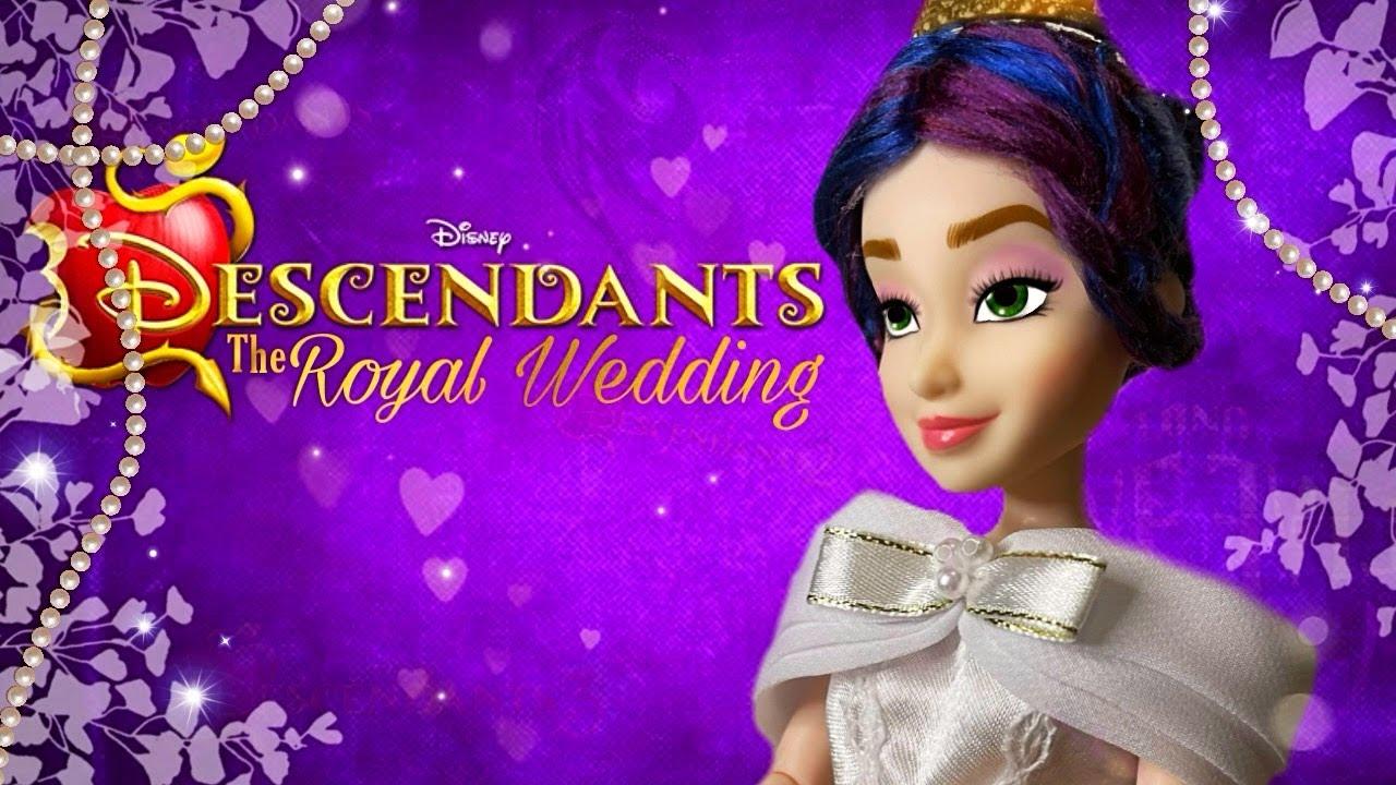 Mal's Wedding Special  - Disney Descendants The Royal Wedding - Ep 4