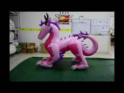 Last day free shipping hongyi inflatable toys