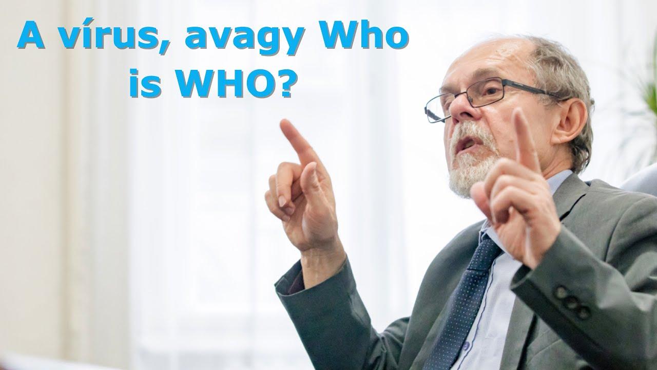 A vírus, avagy Who is WHO? Egy Bogár Naplója