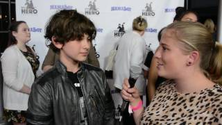 jax malcolm interview at mamaboy movie premiere