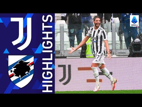 Juventus - Sampdoria 3:2