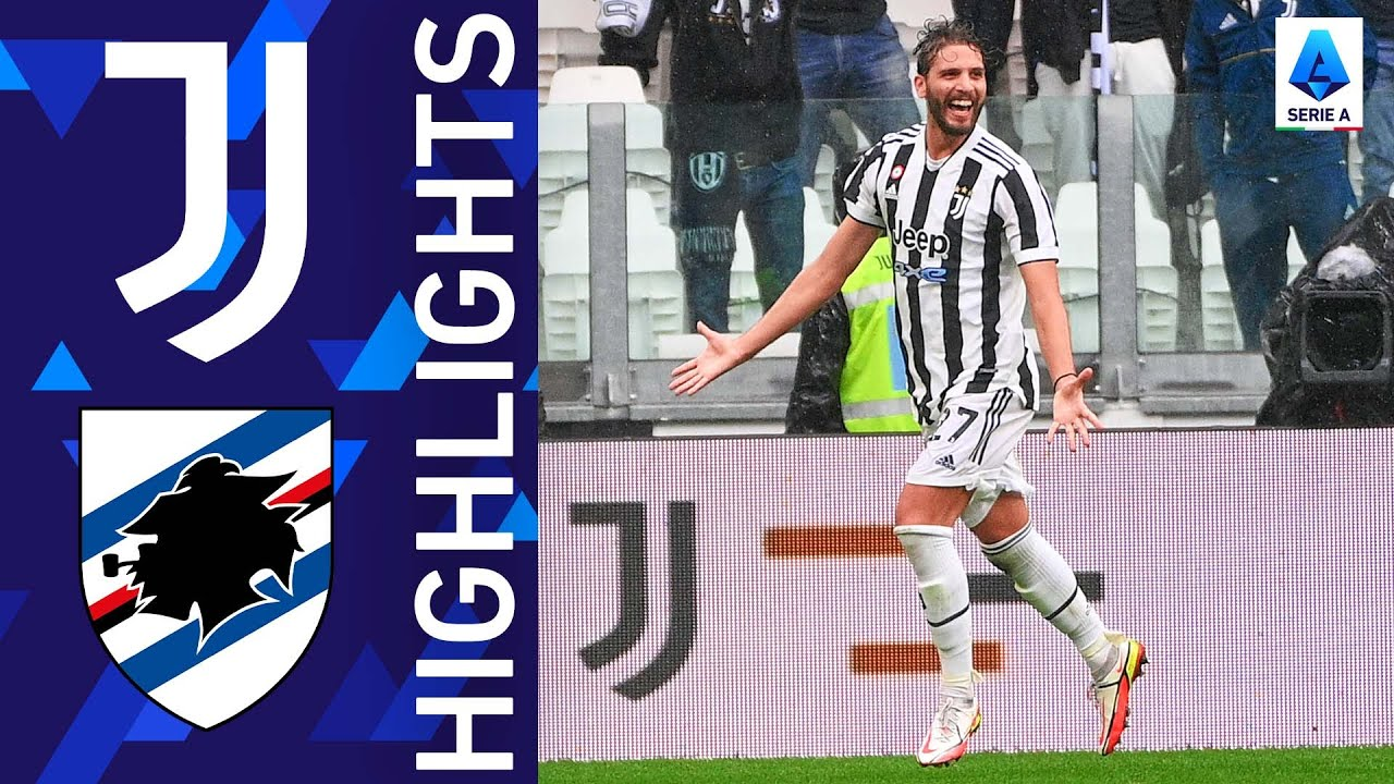 Download Juventus 3-2 Sampdoria | Juve get their first home win of the season | Serie A 2021/22