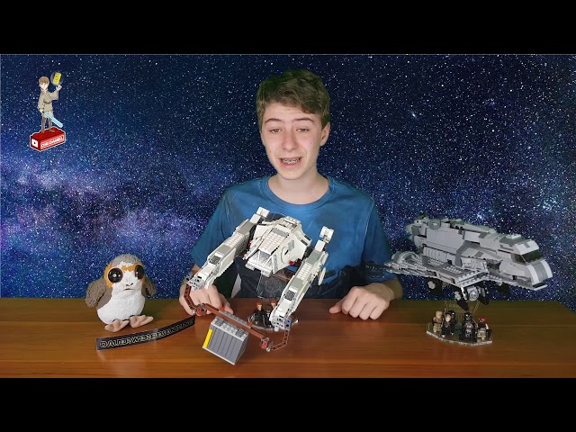 Lego Star Wars Assault Carrier - AT Hauler Ständer RS ARTS