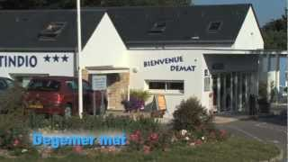 www.camping-arzon.fr - Le Tindio 3 étoiles - Hébergement Tourisme Morbihan
