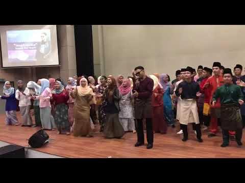 Hael Husaini (live) - HAJAT (Sekolah Seni Malaysia Johor)