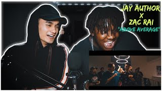 Baixar FOREIGNER REACT TO NEPALI SONG | ABOVE AVERAGE - Jay Author x Zac Rai (OFFICIAL MUSIC VIDEO)