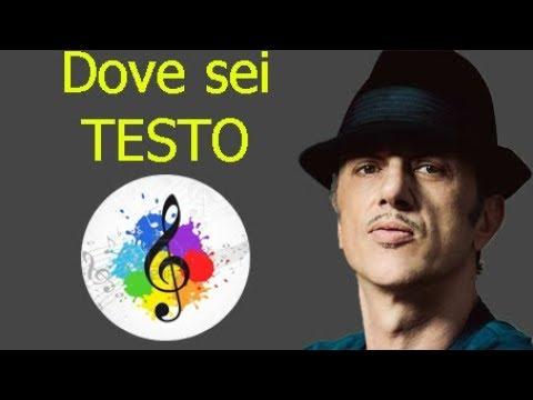 Neffa feat. Ghemon-Dove sei (testo in italiano)