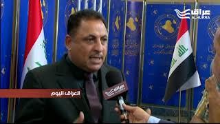 مجلس النواب يختار النائب عن البناء محمد الحلبوسي رئيسا وحسن الكعبي عن سائرون نائبا أولا
