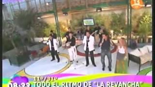 LA R3VANCHA EN VIVA LA MAÑANA DE CANAL 13