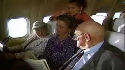 Annemarie Marks-Rocke & Benno Foffmann - Essen im Flugzeug 1990