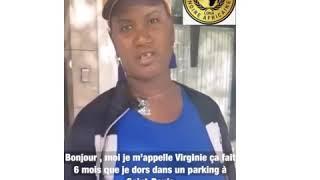 LA LDNA LIGUONS-NOUS POUR VIRGINIE SDF DEPUIS 8 MOIS !!