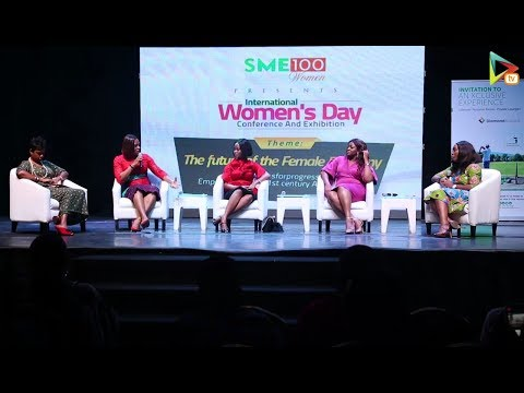 SME 100 Women Conference Panel 2