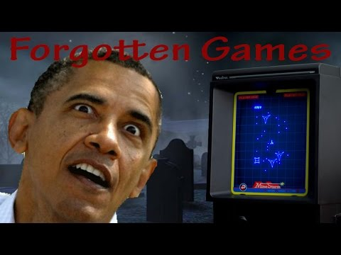Forgotten Games - Shadow President