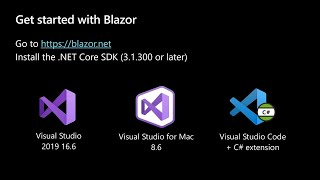Learn Studio Session: Build a WebAssembly app with Blazor & VS Code | COM141