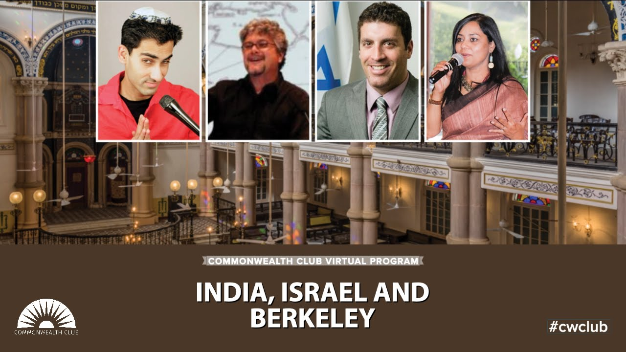 Download India, Israel and Berkeley