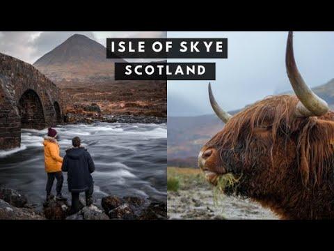 Scotland Roadtrip | The Best of Isle of Skye
