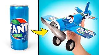 Cara Membuat Kipas Fantastis Bentuk Pesawat