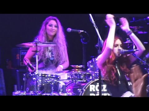 RōZY Live @The Ballroom @ Warehouse Live Houston TX 11-22-19