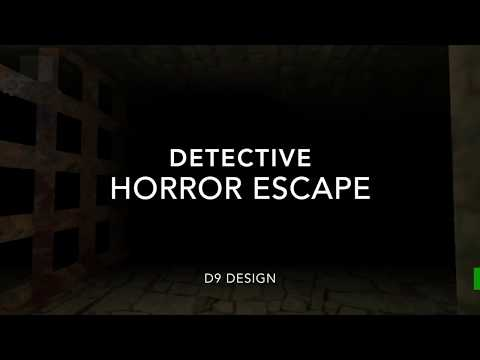 Short Trailer of a Mobile Game :Detective Horror Escape""