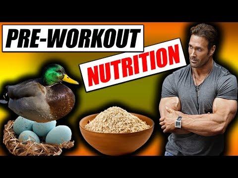 Mike O'Hearn Talks Pre-Workout Nutrition & Supplementation