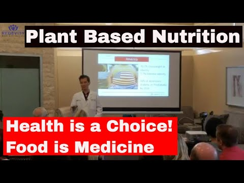 Whole Food Plant Based Nutrition by Dr. Douglas Won