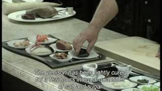 "Adrina Quetglas transforming salad Traditional Russian salad "" Оливье"""