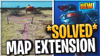 FORTNITE SEASON 5 MAP *SOLVED* WE NEED A DRONE IN CALIFORNIA (ASAP)