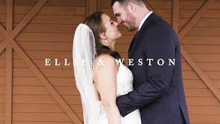 Ellie & Weston's Wedding Day | w. alexander content