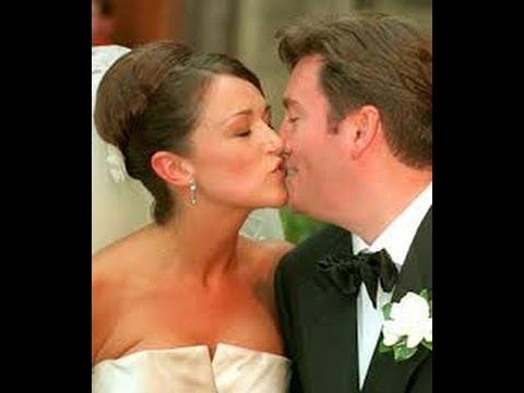 Eddie McGuire and Wife Carla McGuire 2014