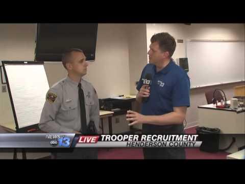 Trooper Recruitment