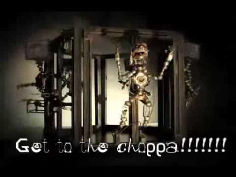 Austrian Death Machine -  Get To The Choppa ( halloween777 )