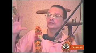 Бхагавад Гита 10.8 - Бхакти Вигьяна Госвами