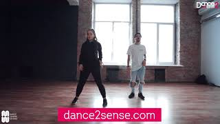 Tory Lanez - For real hip-hop dance choreography by Juliya Shport - Dance2sense