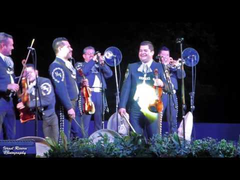 HD Mariachi Vargas de Tecalitlán, Homenaje a Vicente Fernández, Encuentro del Mariachi 2015