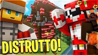 FAVIJ HA DISTRUTTO LA MIA FARM! - Minecraft ITA Server Anima