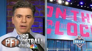 NFL working through technology concerns for 2020 NFL Draft | Pro Football Talk | NBC Sports