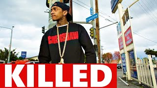 NIPSEY HUSSLE SHOT AND KILLED AT 33 IN FRONT OF HIS STORE IN LA | PLANS FOR  DR SEBI DOCUMENTARY