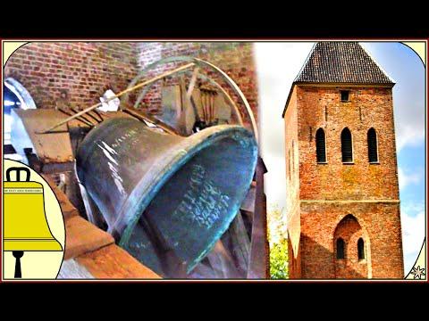 Zeerijp Groningen: Van Wou Kerkklok Hervormde kerk (Glocke1)