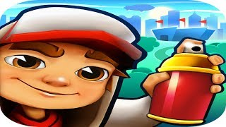 Subway Surfers Atlanta Android Gameplay #3