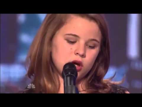 Young Singer Blows Judges Away On America's Got Talent