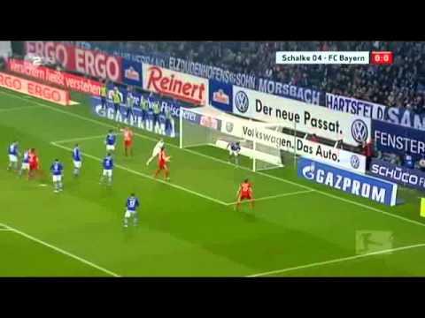 Schalke - Bayern 2-0 Bundesliga