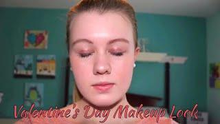 Valentine's Day Makeup Look💕